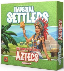 Imperial Settlers : Aztecs Expansion
